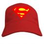 Бейсболка Superman (к)