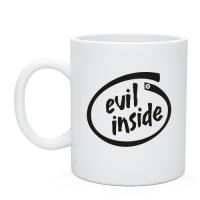 Чашка Evil inside