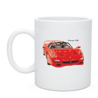 Чашка Ferrari F50