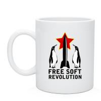 Кружка Free Soft Revolution