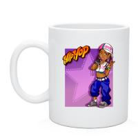 Чашка Hip Hop Girl