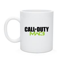 Чашка КоД логотип