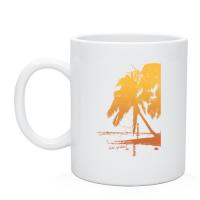 Чашка Lots of aloha