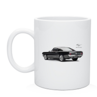 Кружка Mustang