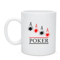 Кружка Poker