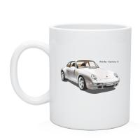 Чашка Porche Carrera S