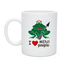 Чашка Царевна-лягушка