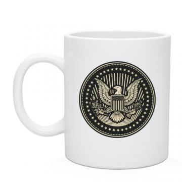 Чашка USA Eagle