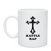 Кружка batlle rap