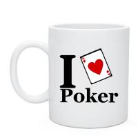 Кружка poker love