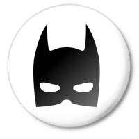 Значок Маска бэтмана