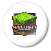 Значок Minecraft logo