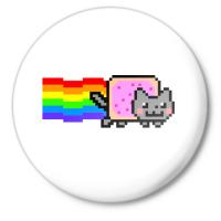 Значок Nyan Cat