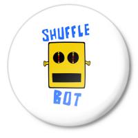 Значок SHUFFLE BOT