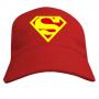 Бейсболка Superman - кр.