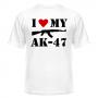 I love my АК-47 -б
