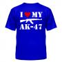 I love my АК-47 - с