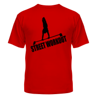 Майка Street Workout S
