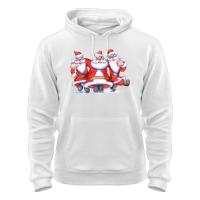 Толстовка Деды Морозы