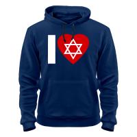 Толстовка Иудаизм