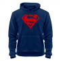 Толстовка Кровавый супермен