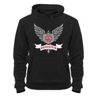 Толстовка Rammstein герб
