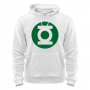 Толстовка Зелёный фонарь. Green Lantern