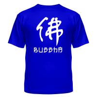 футболка Будда-символ