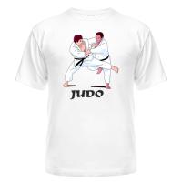 футболка Дзюдо