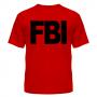 футболка FBI -к