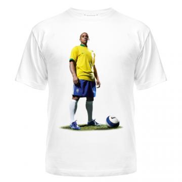 футболка Roberto Carlos