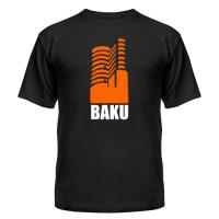 футболка Баку