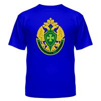 футболка Пограничники