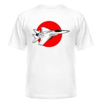 футболка Самолёт