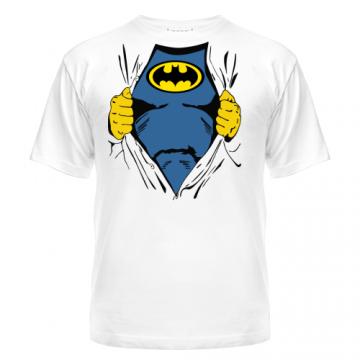 Майка Смотри! Я Batman