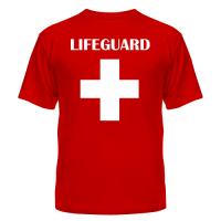 футболка Спасатель