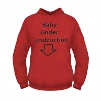 Толстовка Baby Under Construction