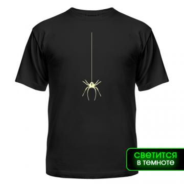 футболка Хэллоуин - Паук