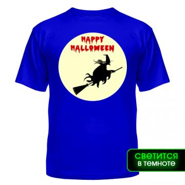 футболка Хэллоуин - Ведьма