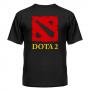Футболка Logo Dota 2