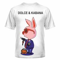 Футболка Dolce & Kabana