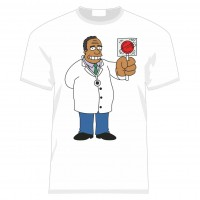 Футболка Dr Hibbert