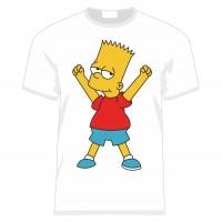 Майка Барт Симпсон