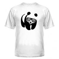 Майка Панда в очках