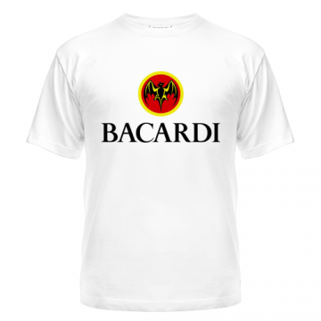 Футболка Bacardi 1