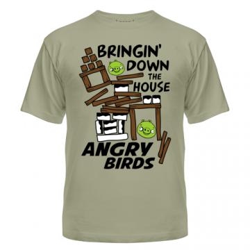 футболка Bringin down the house 10