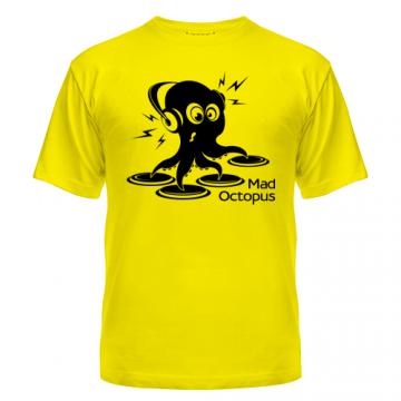 Футболка Mad octopus 4