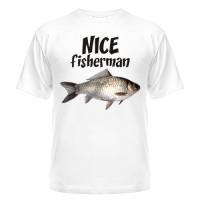 Футболка Nice fisherman