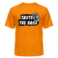 футболка Taste the bass 6