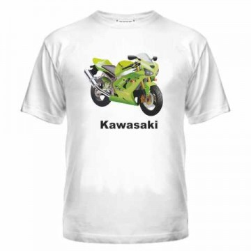 Футболка Kawasaki